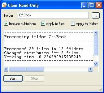 Download Clear Read-Only