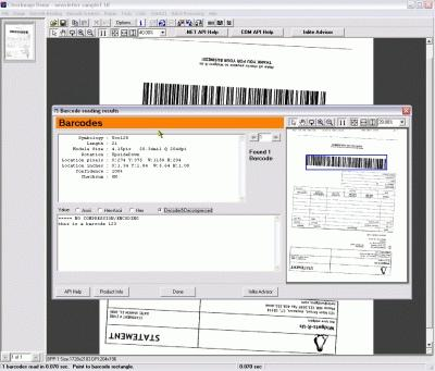Download ClearImage DataMatrix