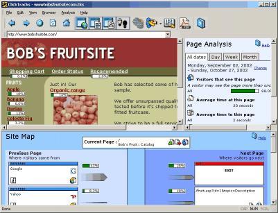 Download ClickTracks Analyzer