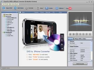 Download Clone2Go DVD to iPhone Converter