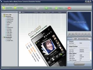 Download Clone2Go DVD to Mobile Phone Converter