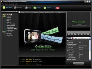 Download Clone2Go Video Converter Free Version