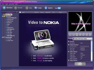 Download Clone2Go Video to Nokia Converter
