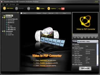 Download Clone2Go Video to PSP Converter