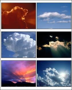 Download Clouds Screensaver