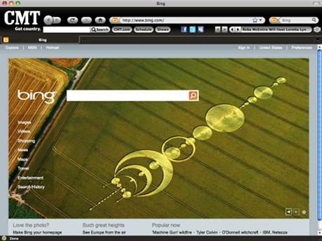 Download CMT Country Music IE Browser Theme