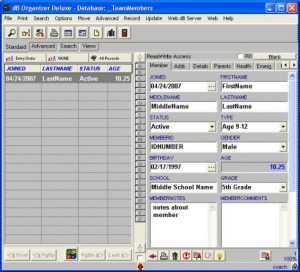 Download Coach Organizer Deluxe