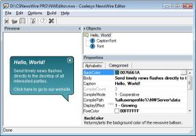 Download Coalesys Internet NewsWire PRO