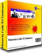 Download Code 93 Fonts