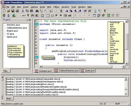 Download Code Chameleon