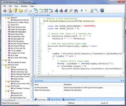 Download Code Warehouse