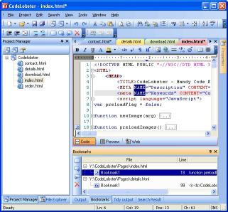 Download CodeLobster