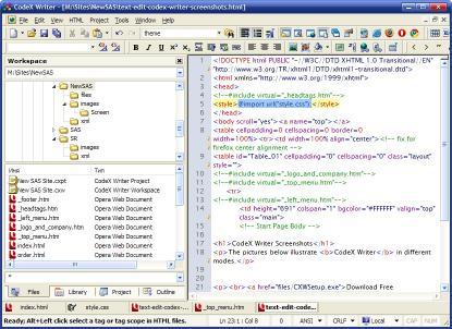 Download CodeX Writer