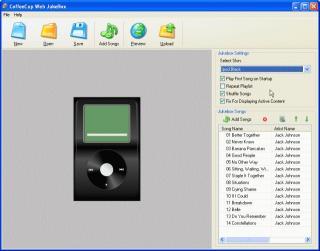 Download CoffeeCup Web JukeBox