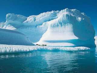 Download Cold North Pole Screensaver
