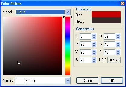 Download Color Picker ActiveX Control
