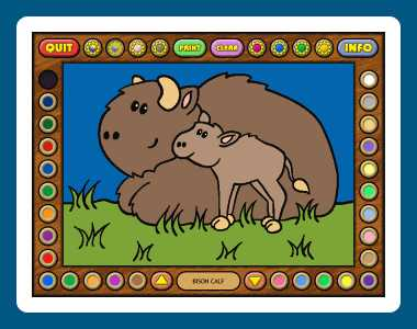 Download Coloring Book 10: Baby Animals