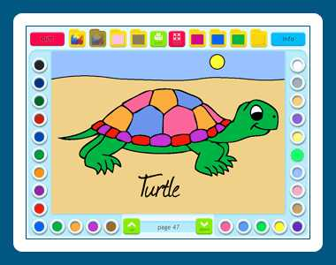 Download Coloring Book 3: Animals