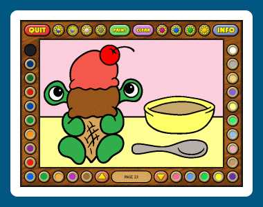 Download Coloring Book 9: Little Monsters