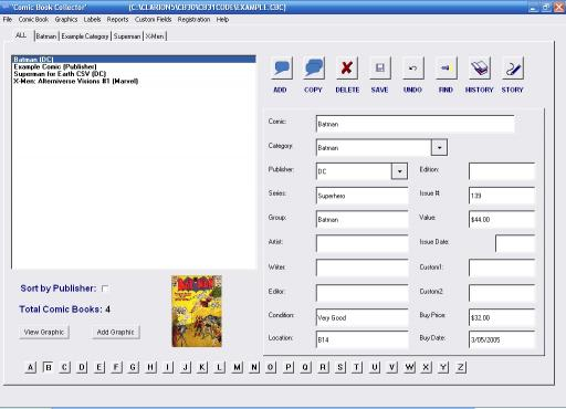 Download Comic Book Collector