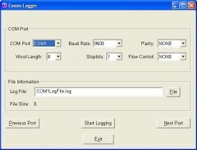 Download Comm-Logger