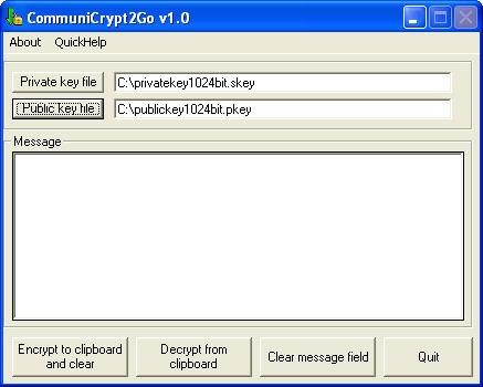 Download CommuniCrypt2Go