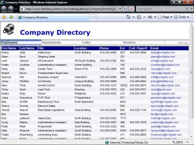 Download Company Directory