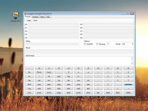 Download Complex Calculator Precision 27