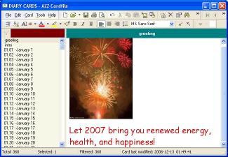 Download Computer Diary 2007