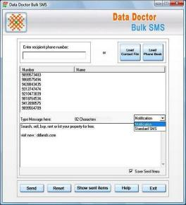 Download Computer to Mobile Bulk SMS Software