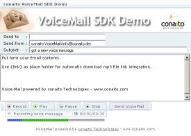 Download conaito Mp3 Voice Recording Applet SDK