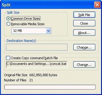Download concat