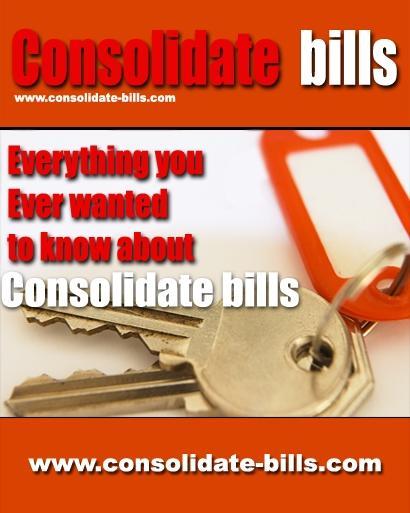 Download consolidate bills