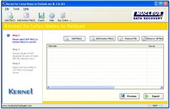 Download Convert Lotus Notes to Outlook