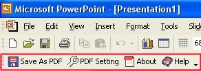 Download Convert PPT to PDF For PowerPoint