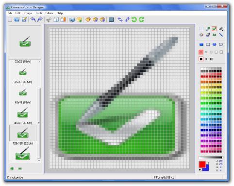 Download ConvexSoft Icon Designer