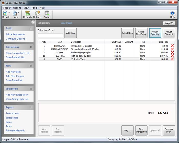 free full version pos software download