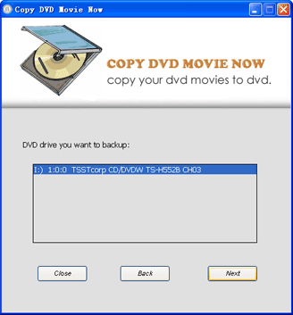 Copy DVD Movie Now