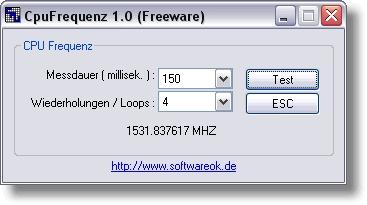 Download CpuFrequenz