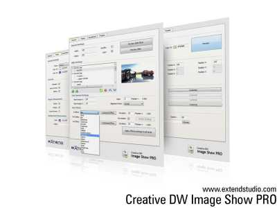 Creative DW Image Show Pro