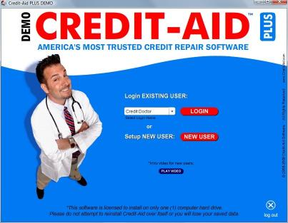 Download Credit-Aid Plus Credit Repair Software