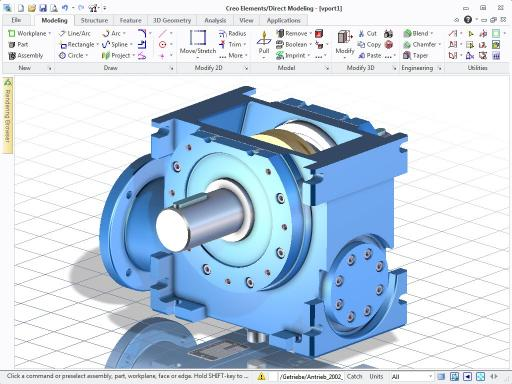 Download Creo Elements/Direct Modeling Express