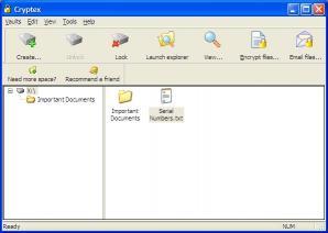 Download Cryptex - 60 GB Vault