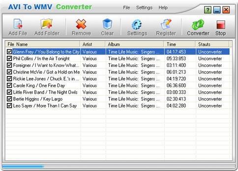 Download CrystalSoft AVI To WMV Converter