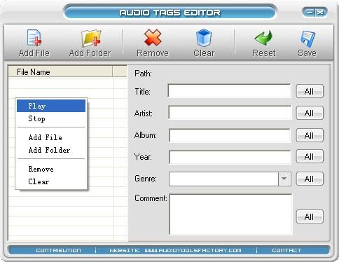 Download CrystalSoft MP3 Cutter Joiner