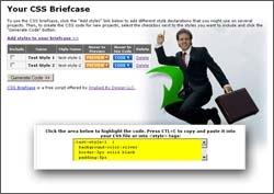 Download CSS Briefcase