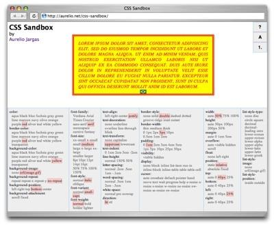 Download CSS Sandbox