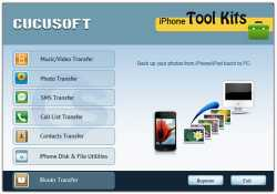 Cucusoft iPhone Tool Kits
