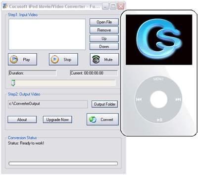 Download Cucusoft iPod Movie/Video Converter Pro