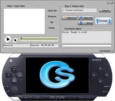 Cucusoft PSP Video Converter